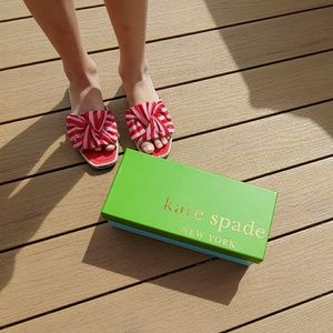 New in box Kate Spade sandals 7